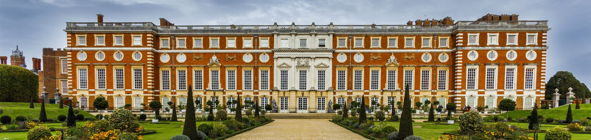 Hampton Court Palace Floriegium Society